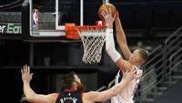 """Porziņģis gūst 23 punktus kā rezultatīvākais spēlētājs """"Mavericks"""" spēlē pret Toronto """"Raptors"""""""
