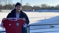 Latvijas izlases futbolists Krišs Kārkliņš atgriežas Liepājā