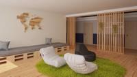"""""""Liepu Hostelis"""" gatavs uzņemt viesus renovētajās telpās"""