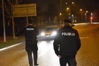Policijas noslodzes dēļ varētu apsvērt iespēju attiekties no komandantstundas