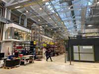 """Uzņēmumi """"Caljan"""" un """"Jensen Metal"""" turpina investēt ražošanā, iegādājoties iekārtas"""