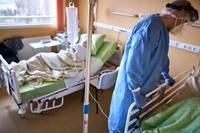 Liepājā reģistrēti seši jauni inficētie ar Covid-19; slimnīcā atkal pacientu pieaugums