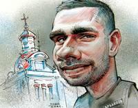Apsargs Artūrs Otaņķis konfliktus risina ar pieklājību un smaidu