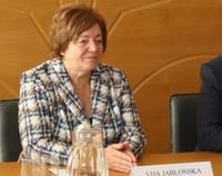 Vija Jablonska: ES neatbalsta daudzas lietas, kas mums šajā brīdī šķiet svarīgas un realizējamas