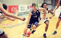 """""""Liepājas"""" basketbolisti abu komandu pamatturnīra pēdējā spēlē ar 57:108 piedzīvo smagu sagrāvi pret """"VEF Rīga"""""""