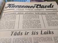 """Vēstures līkloči """"Kurzemes Vārdā"""": Jūras katedrāle un """"provokācija"""""""