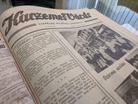 """Vēstures līkloči """"Kurzemes Vārdā"""": Armijnieki pieraksta sev balsis"""