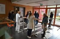 RSU noraida pārmetumus par vakcinēšanās iespēju nenodrošināšanu Liepājas filiāles studentiem