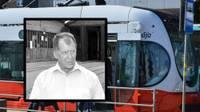 Nogalinātā tramvaja vadītāja kolēģi šokā. Uzņēmums piedāvās psihologa atbalstu