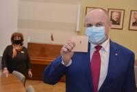"""Ar pirmo numuru pašvaldību vēlēšanās Liepājā startēs """"Saskaņa"""""""