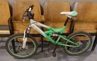 Aicina atsaukties velosipēda īpašnieku