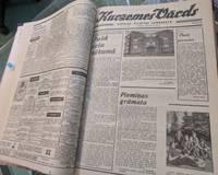 """Vēstures līkloči """"Kurzemes Vārdā"""": Nakti Goša pavadīja virsnieku kajītē"""