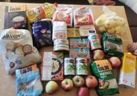 Pārtikas pakas pārvērtības. Kādu ēdienu no šiem produktiem pagatavot, lai bērns to labprāt ēstu?