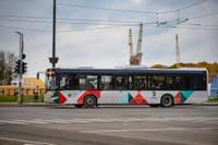 Brīvdienās 8.maršruta autobusam būs papildus reisi