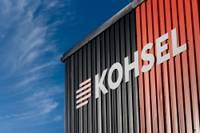 """Uzņēmums """"Kohsel Latvia"""" izbūvē savu rūpnīcu"""