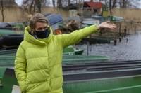 Negrib, lai Reiņos saimniekotu svešinieki.  Pērkones laivu bāzē plāno sakārtot piestātnes un apkārtējo teritoriju