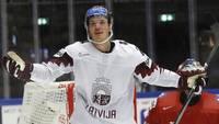 Rūdolfs Balcers nepalīdzēs Latvijas izlasei pasaules čempionātā