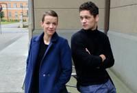 Agnese Jēkabsone un Edgars Ozoliņš ir kopā gan dzīvē, gan uz skatuves