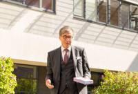 Liepāju darba vizītē apmeklē Vācijas vēstnieks Latvijā Kristiāns Helts