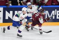 Latvija pēcspēles metienos piekāpjas Norvēģijai un samazina savas izredzes uz 1/4 finālu