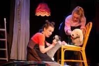 Liepājas Leļļu teātrī iestudē aktieru kursa studentes Ingas Dzintares diplomdarba izrādi