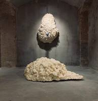 """Galerija """"Romas dārzs"""" skatāma Kristiana Brektes un Modra Svilāna izstāde"""