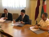 Liepājas partija vienojas ar LRA un NA par atbalstu mēra amata kandidātam Ansiņam