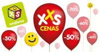 """XXS cenas veikalā """"XS Rotaļlietas""""! Atlaides līdz 70%!"""
