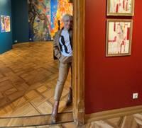 Liepājas muzejā būs iespēja tikties ar mākslinieci Ievu Caruku