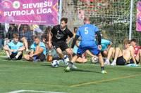 Vasaras kausā triumfē Nīcas futbolisti