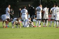 """""""Liepāja"""" UEFA Konferences līgas  atbildes spēlē zaudē pēcspēles sitienos un izstājas no turnīra"""