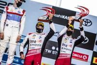 Seska ekipāža izcīna trešo vietu JWRC posmā Igaunijā