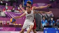 Latvijas 3×3 basketbola izlasei sāpīgs zaudējums spēlē pret Beļģiju
