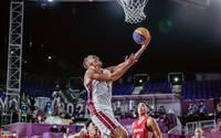 Latvijas 3×3 basketbola izlase iesoļo Tokijas olimpisko spēļu pusfinālā