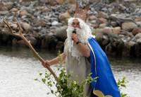 Foto: Jau 85.reizi Pāvilostā svin Zvejnieku svētkus