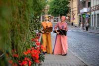 """Kultūras namā """"Wiktorija"""" folkmūzikas koncertu sniegs mūziķes Diāna Logina un Igeta Ozoliņa"""