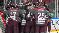 Latvija sakauj arī Franciju un februārī cīnīsies Pekinas olimpiskajās spēlēs