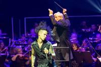 """Foto: Ar vērienīgu roka klasikas koncertu Dienvidkurzemes festivāls """"Rimbenieks"""" sāk skanēt Liepājā"""