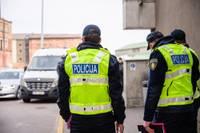 Liepājā darbu sāk policijas kājinieku patruļas un plāno divas jaunas novērošanas kameras