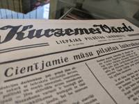 """Vēstures līkloči """"Kurzemes Vārdā"""": Jauna avīze – """"Autosports"""""""