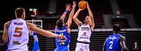 """Mareka Mejera pārstāvētā basketbola komanda """"Parma"""" iekļūst otrajā kārtā"""