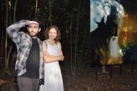 Gramzdas parkā atklāj Literāro mākslas taku par godu rakstniekam Sudrabu Edžum