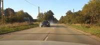 Ventspils novadā automašīnas vadītājs traucies ar ātrumu 168 kilometri stundā