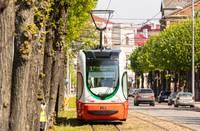 Liepājā puse no visiem tramvaja pārvadājumiem veikta ar jaunajiem vagoniem