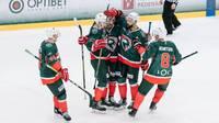 """Liepājas"" hokejisti uzvar čempionus"