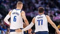 """Porziņģis gūst 17 punktus """"Mavericks"""" uzvarā NBA pirmssezonas pārbaudes spēlē"""