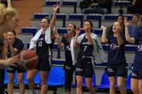 """""""Liepājas""""/LSSS basketbolistēm pārliecinoša uzvara Baltijas līgas mačā"""