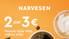 Narvesen - vienmēr izcila 100% arabica kafija tagad vēl izdevīgāk! Ņem 2 par 3