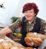 Бесплатный хлеб раздают и в Лиепае