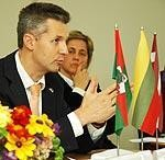 Дискутировали об уменьшении проблем в приграничном регионе